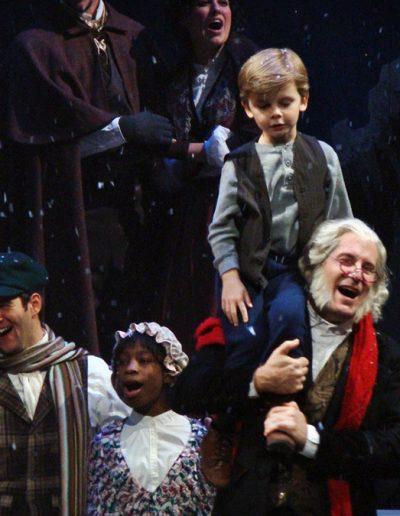 Scrooge - A Christmas Carol - 2011